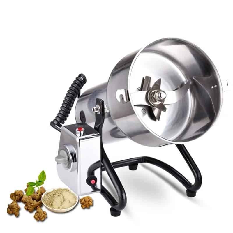 Chili Food Spice Powder Making Grinder Machine