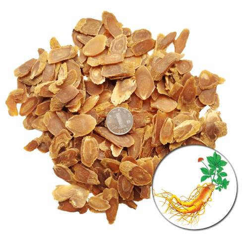 How Do You Cut Dried Ginseng Root
