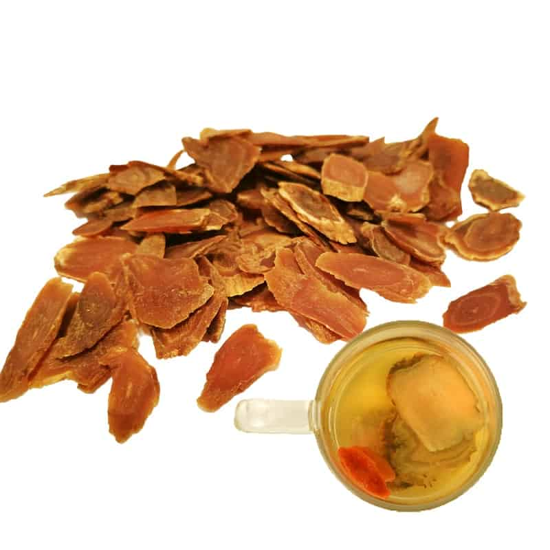 Red Ginseng Dried Roots:
