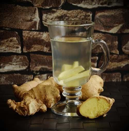 Effects On Daily Ginger Consumption On Platelet Aggregation