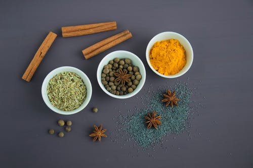 Herbs And Spices With Medicinal Properties